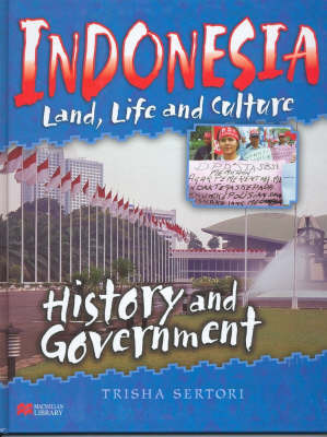 Indonesian Life and Culture History Govt Macmillan Library