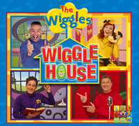 The Wiggles: Wiggle House on DVD