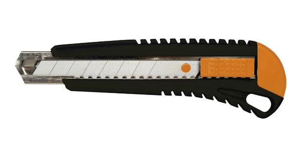 Fiskars Cutting Knife Straight (18mm)