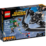 LEGO Super Heroes - Heroes of Justice: Sky High Battle (76046)