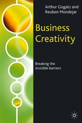 Business Creativity by Arthur Gogatz image