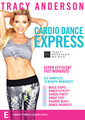 Tracy Anderson - Cardio Dance Express on DVD