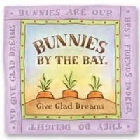 Bunnies By The Bay: Sweet & Tender White Plush (Large) image