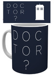 Doctor Who Mug Doctor Who (Type)
