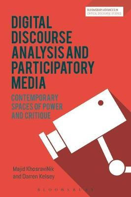 Digital Discourse Analysis and Participatory Media by Majid Khosravinik image