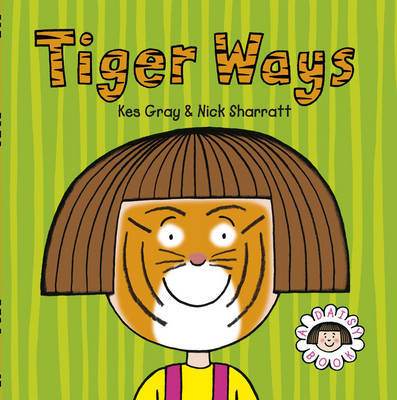 Tiger Ways by Kes Gray image