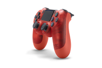 PlayStation 4 Dual Shock 4 v2 Wireless Controller - Red Crystal for PS4 image