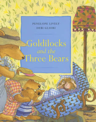 Goldilocks and the Three Bears by Penelope Lively image