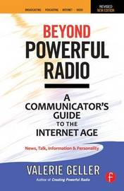 Beyond Powerful Radio by Valerie Geller image