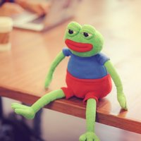 "Pepe The Frog - 11"" Plush"