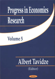 Progress in Economics Research, Volume 5