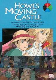 Howl's Moving Castle Film Comic, Vol. 1 by Hayao Miyazaki