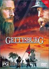 Gettysburg (NTSC) on DVD