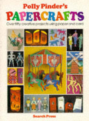 Polly Pinder's Papercrafts Book by Polly Pinder image