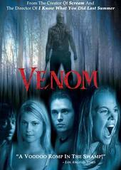 Venom (aka The Reaper) on DVD