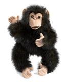 Folkmanis Hand Puppet - Baby Chimpanzee
