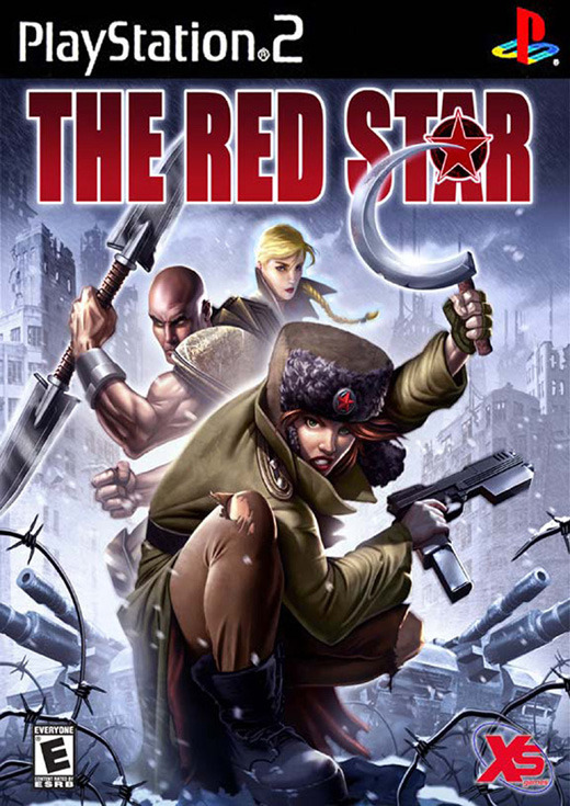 The Red Star for PlayStation 2