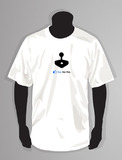 You Like Gaming White T-Shirt (Large)