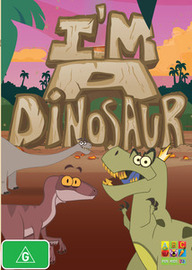 I'm a Dinosaur on DVD image