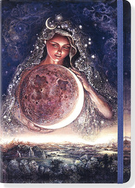 Moon Goddess Journal: Josephine Wall (Small)