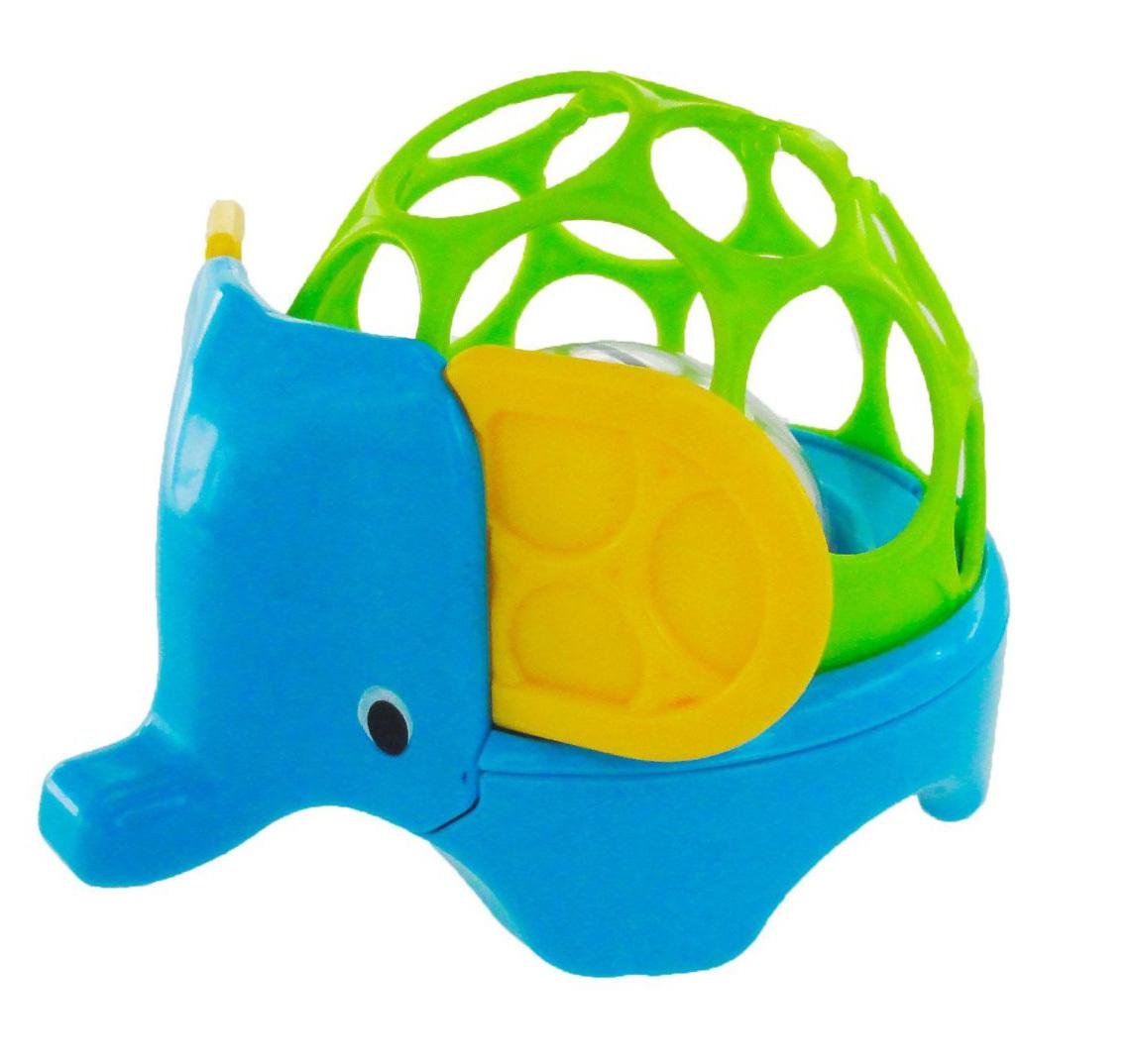 Oball: Rollie Rattle - Elephant image