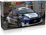 Belkits Ford Fiesta S2000 Winner Monte Carlo 2010 1/24 Model Kit