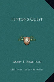 Fenton's Quest by Mary , Elizabeth Braddon