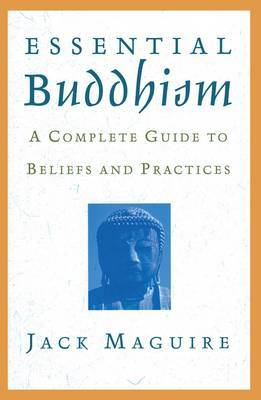 Essential Buddhism by Jack Maguire image