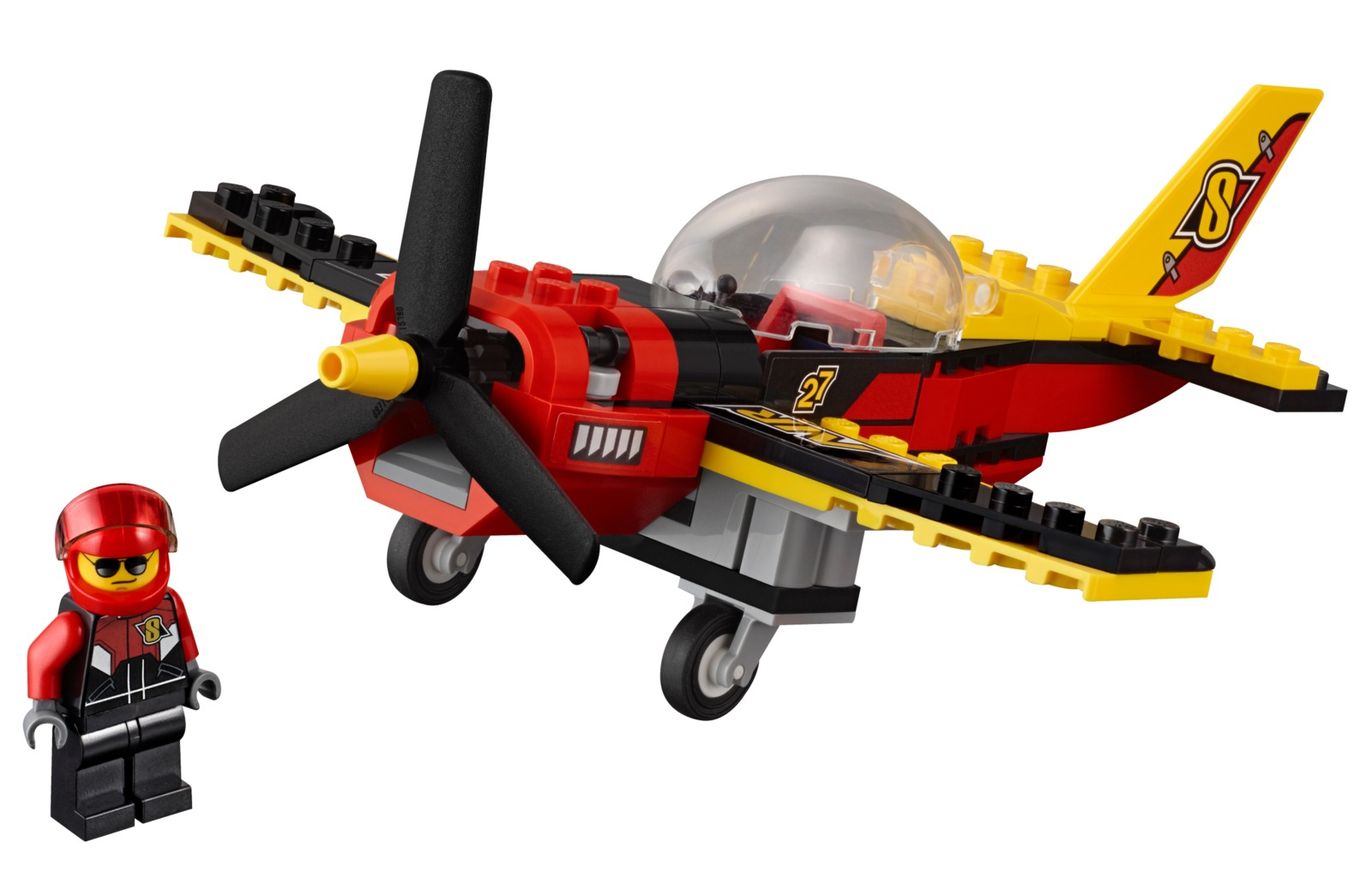 LEGO City: Race Plane (60144) image