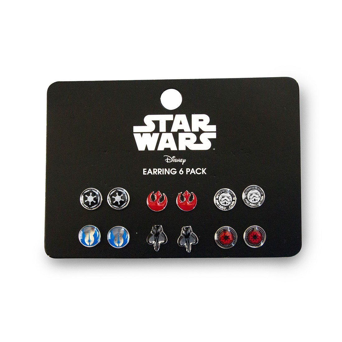 Star Wars Symbols Earrings image