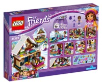 LEGO Friends: Snow Resort Chalet (41323)
