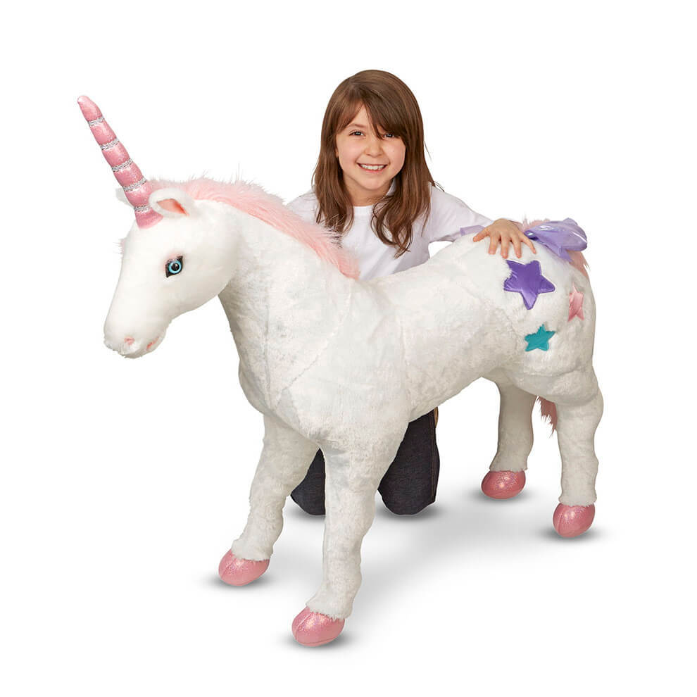 Melissa & Doug: Unicorn Plush image