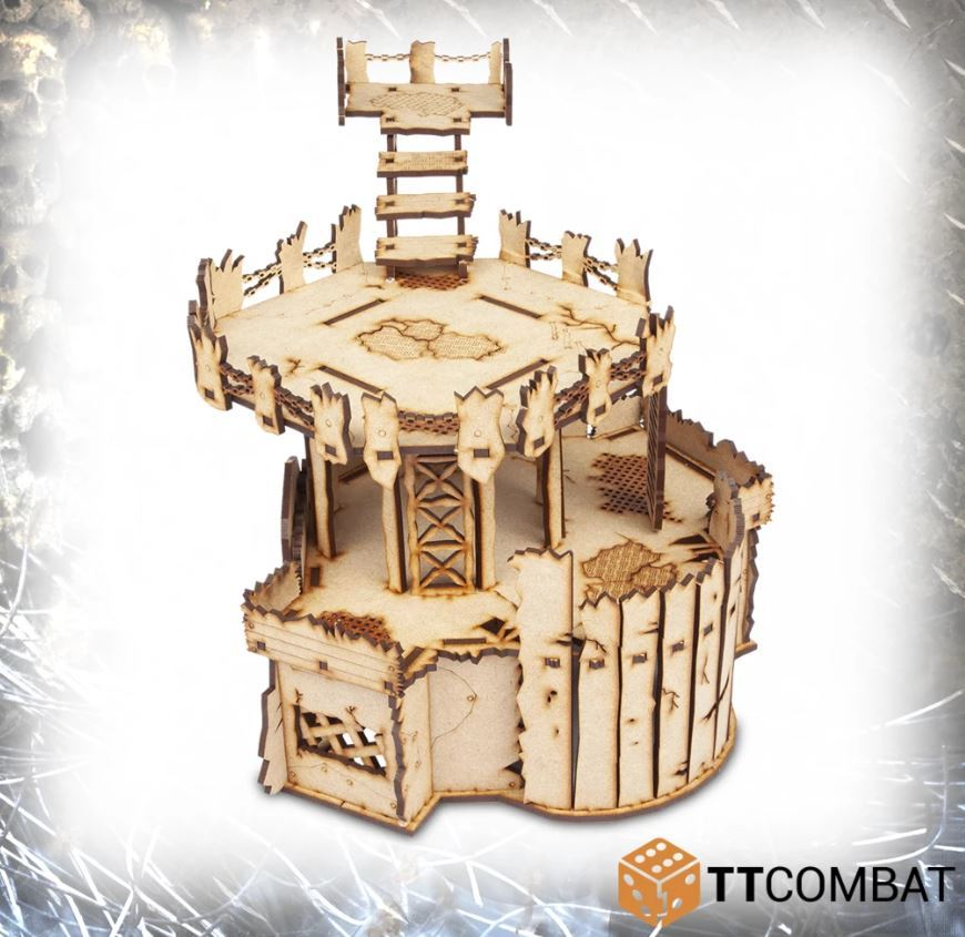 TTCombat: Orc Fortress image