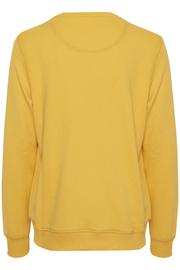 Blend: Golden Yellow Sweatshirt - XXL image
