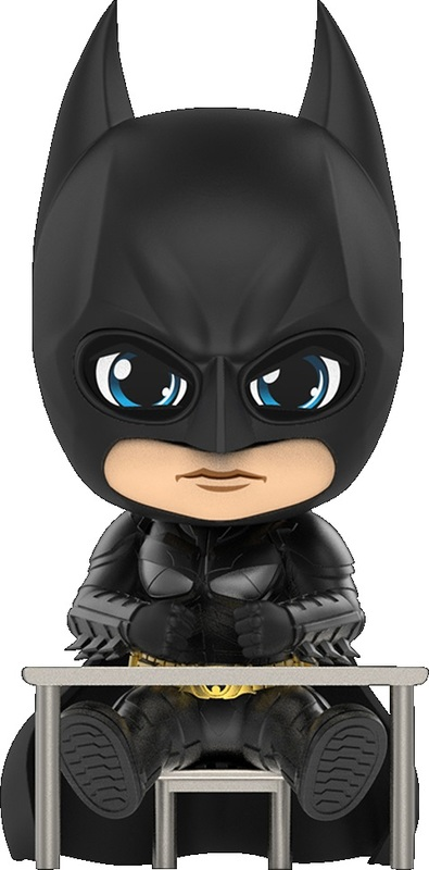 Batman: Dark Knight - Batman (Interrogating) - Cosbaby Figure