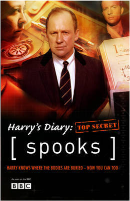 """Spooks"": Harry's Diary, Top Secret by ""Kudos"" image"