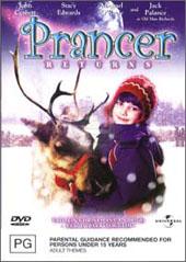 Prancer Returns on DVD