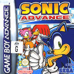Sonic Advance for Game Boy Advance