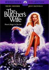 The Butchers Wife on DVD