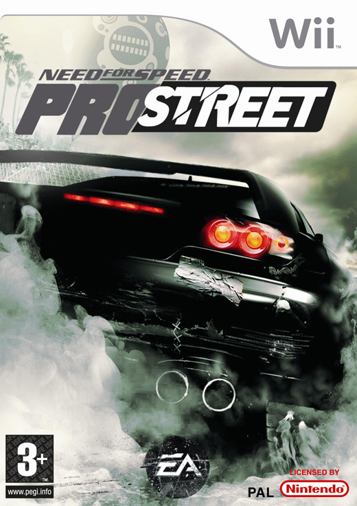 Need for Speed ProStreet for Nintendo Wii