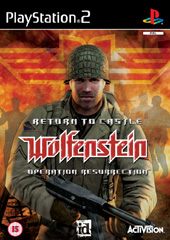 Return To Castle Wolfenstein: Operation Resurrection for PS2