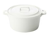 Maxwell & Williams - Chef Du Monde Round Casserole Dish (1.1L)