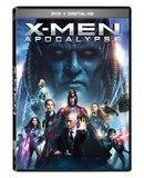 X-Men Apocalypse DVD