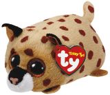 Ty: Teeny - Kenny Lynx Plush