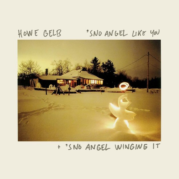 Sno Angel Like You + Sno Angel Winging It DVD by Howe Gelb