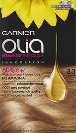 Garnier Olia Permanent Hair Colour - 8.0 Blonde