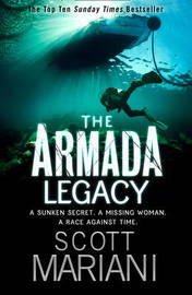 The Armada Legacy by Scott Mariani