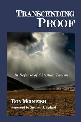 Transcending Proof by Don McIntosh