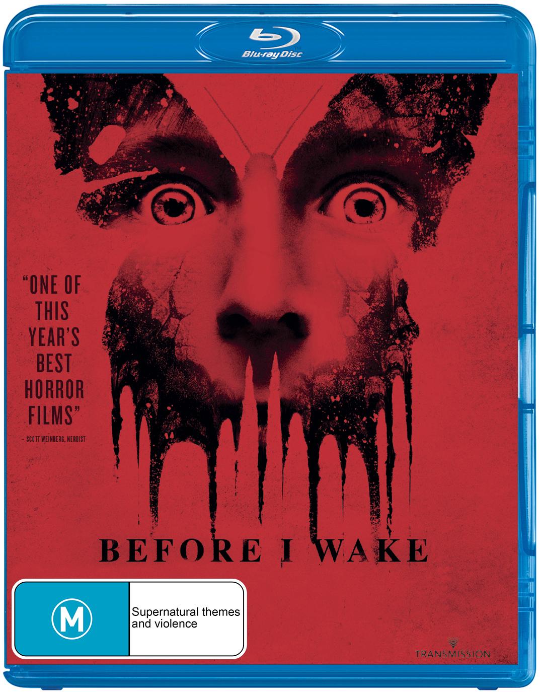 Before I Wake on Blu-ray image