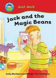Jack and the Magic Beans by Andy Blackford image